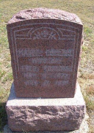 COLLINS, MAUDE - Baca County, Colorado   MAUDE COLLINS - Colorado Gravestone Photos