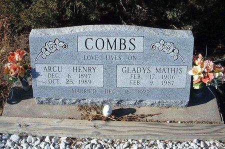 COMBS, GLADYS - Baca County, Colorado | GLADYS COMBS - Colorado Gravestone Photos