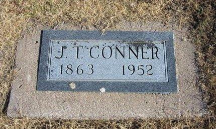 CONNER, J T - Baca County, Colorado   J T CONNER - Colorado Gravestone Photos