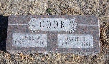 COOK, JEWELL MAY - Baca County, Colorado   JEWELL MAY COOK - Colorado Gravestone Photos