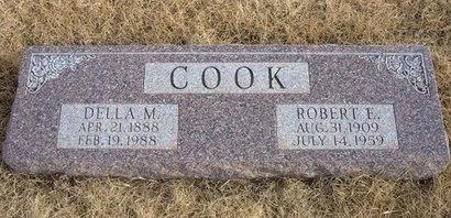 COOK, DELLA M - Baca County, Colorado | DELLA M COOK - Colorado Gravestone Photos