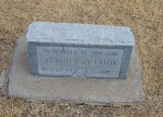 COOK, STEVEN RAY - Baca County, Colorado | STEVEN RAY COOK - Colorado Gravestone Photos