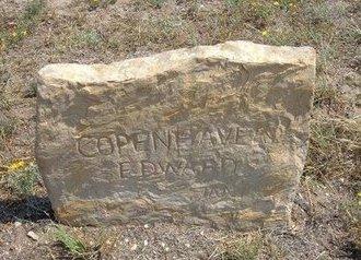 COPENHAVEN, EDWARD - Baca County, Colorado   EDWARD COPENHAVEN - Colorado Gravestone Photos