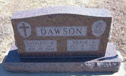 DAWSON, WIBER N - Baca County, Colorado   WIBER N DAWSON - Colorado Gravestone Photos