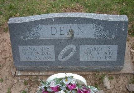 DEAN, ANNA MAY - Baca County, Colorado | ANNA MAY DEAN - Colorado Gravestone Photos