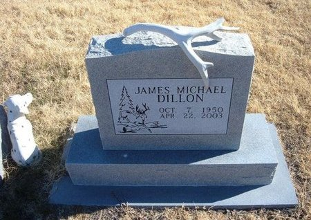 DILLON, JAMES MICHAEL - Baca County, Colorado | JAMES MICHAEL DILLON - Colorado Gravestone Photos