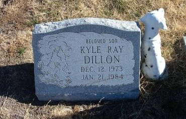 DILLON, KYLE RAY - Baca County, Colorado | KYLE RAY DILLON - Colorado Gravestone Photos