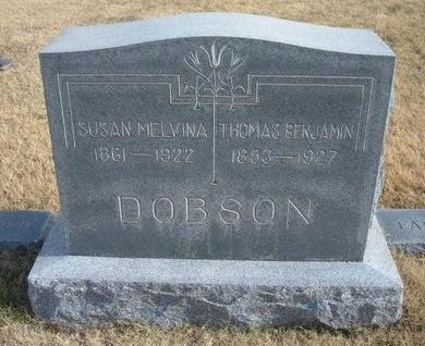 ISENHOUR DOBSON, SUSAN MELVINA - Baca County, Colorado | SUSAN MELVINA ISENHOUR DOBSON - Colorado Gravestone Photos