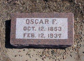 DOWNING, OSCAR F - Baca County, Colorado | OSCAR F DOWNING - Colorado Gravestone Photos