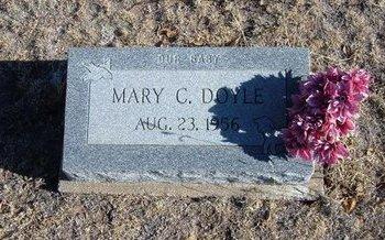 DOYLE, MARY CATHLENE - Baca County, Colorado   MARY CATHLENE DOYLE - Colorado Gravestone Photos