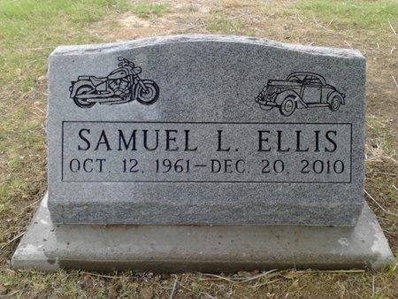 ELLIS, SAMUEL LYNN - Baca County, Colorado | SAMUEL LYNN ELLIS - Colorado Gravestone Photos