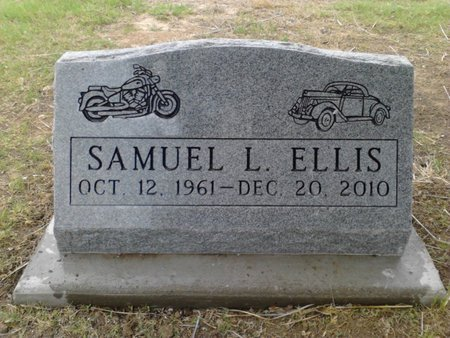 ELLIS, SAMUEL LYNN - Baca County, Colorado | SAMUEL LYNN ELLIS - Colorado Gravestone Photos
