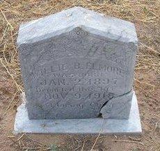 ELMORE, WILLIAM BRICKEL - Baca County, Colorado   WILLIAM BRICKEL ELMORE - Colorado Gravestone Photos
