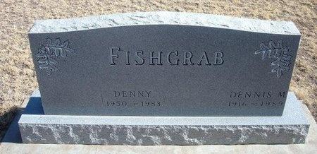 FISHGRAB, DENNY - Baca County, Colorado | DENNY FISHGRAB - Colorado Gravestone Photos