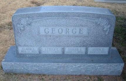 GEORGE, JOHN R - Baca County, Colorado | JOHN R GEORGE - Colorado Gravestone Photos