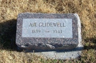 GLIDEWELL, A T - Baca County, Colorado | A T GLIDEWELL - Colorado Gravestone Photos