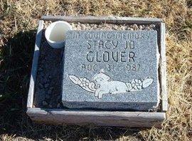 GLOVER, STACY JO - Baca County, Colorado   STACY JO GLOVER - Colorado Gravestone Photos