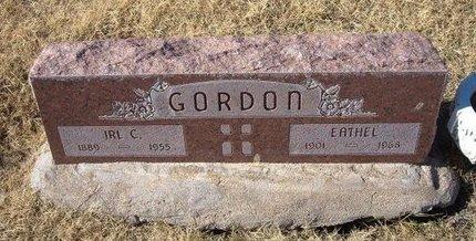 GORDON, EATHEL - Baca County, Colorado | EATHEL GORDON - Colorado Gravestone Photos
