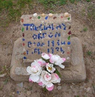 GORDON, TRECIA FAY - Baca County, Colorado | TRECIA FAY GORDON - Colorado Gravestone Photos