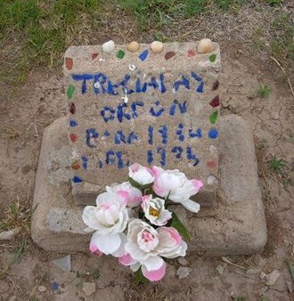 GORDON, TRECIA FAY - Baca County, Colorado | TRECIA FAY GORDON - Colorado Gravestone Photos
