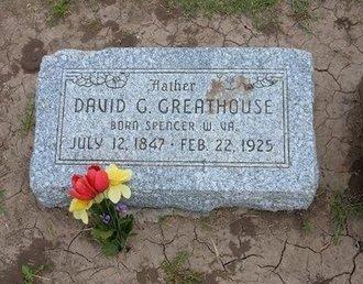GREATHOUSE, DAVID G - Baca County, Colorado | DAVID G GREATHOUSE - Colorado Gravestone Photos
