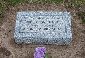 GREATHOUSE, JAMES H - Baca County, Colorado   JAMES H GREATHOUSE - Colorado Gravestone Photos
