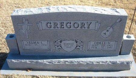 GREGORY, ODELL V - Baca County, Colorado   ODELL V GREGORY - Colorado Gravestone Photos