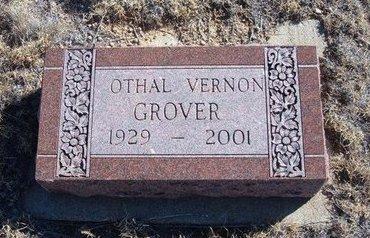 GROVER, OTHAL VERNON - Baca County, Colorado | OTHAL VERNON GROVER - Colorado Gravestone Photos
