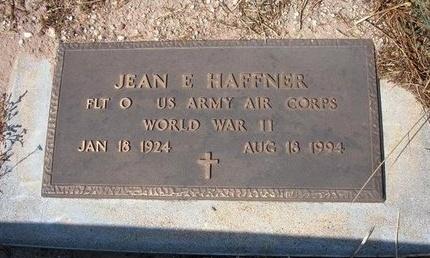 HAFFNER (VETERAN WWII), JEAN K - Baca County, Colorado | JEAN K HAFFNER (VETERAN WWII) - Colorado Gravestone Photos