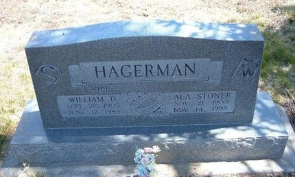 HAGERMAN, LALA - Baca County, Colorado | LALA HAGERMAN - Colorado Gravestone Photos