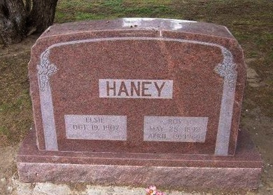 HANEY, ROY - Baca County, Colorado | ROY HANEY - Colorado Gravestone Photos