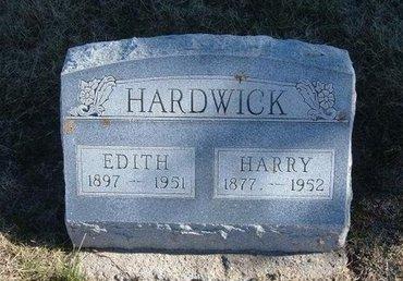 HARDWICK, EDITH - Baca County, Colorado | EDITH HARDWICK - Colorado Gravestone Photos