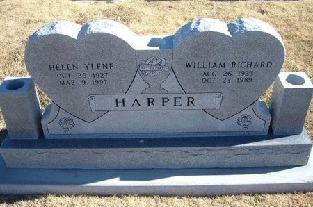 HARPER, WILLIAM RICHARD - Baca County, Colorado | WILLIAM RICHARD HARPER - Colorado Gravestone Photos