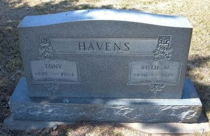 HAVENS, RUTH M - Baca County, Colorado | RUTH M HAVENS - Colorado Gravestone Photos