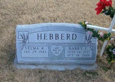 HEBBERD, HARRY CLINTON - Baca County, Colorado | HARRY CLINTON HEBBERD - Colorado Gravestone Photos