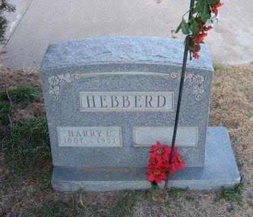 HEBBERD, HARRY C - Baca County, Colorado | HARRY C HEBBERD - Colorado Gravestone Photos