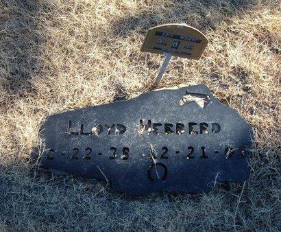 HEBBERD, LLOYD LEE - Baca County, Colorado | LLOYD LEE HEBBERD - Colorado Gravestone Photos
