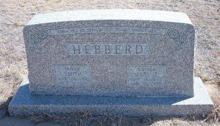 HEBBERD, MARY E - Baca County, Colorado | MARY E HEBBERD - Colorado Gravestone Photos