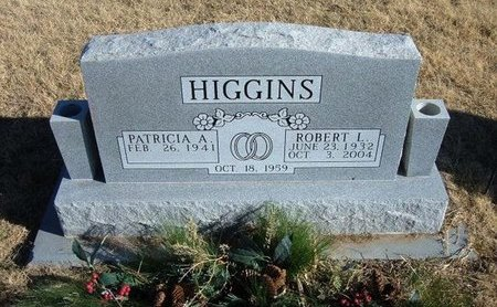 HIGGINS, ROBERT L - Baca County, Colorado | ROBERT L HIGGINS - Colorado Gravestone Photos