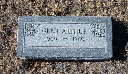 HINER, GLEN ARTHUR - Baca County, Colorado | GLEN ARTHUR HINER - Colorado Gravestone Photos