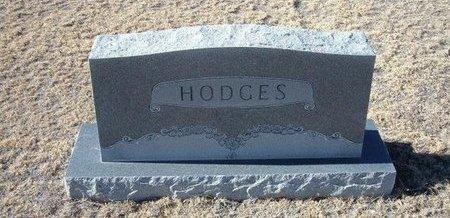 HODGES FAMILY GRAVESTONE,  - Baca County, Colorado    HODGES FAMILY GRAVESTONE - Colorado Gravestone Photos