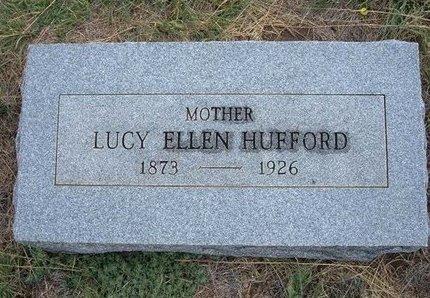 HUFFORD, LUCY ELLEN - Baca County, Colorado | LUCY ELLEN HUFFORD - Colorado Gravestone Photos