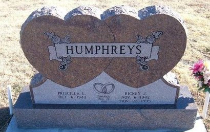 HUMPHREYS, RICKEY J - Baca County, Colorado   RICKEY J HUMPHREYS - Colorado Gravestone Photos