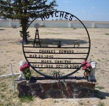 HUTCHES, MARY CARLENE - Baca County, Colorado | MARY CARLENE HUTCHES - Colorado Gravestone Photos