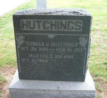 HUTCHINGS, THOMAS J - Baca County, Colorado | THOMAS J HUTCHINGS - Colorado Gravestone Photos