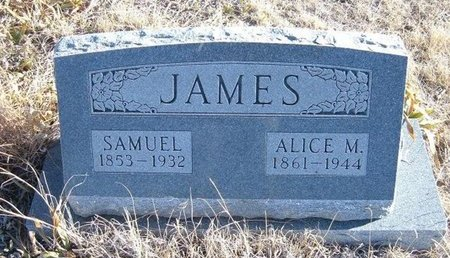 JAMES, SAMUEL - Baca County, Colorado | SAMUEL JAMES - Colorado Gravestone Photos