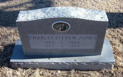 JONES, CHARLES STEVEN - Baca County, Colorado   CHARLES STEVEN JONES - Colorado Gravestone Photos