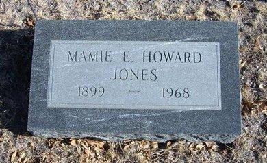 JONES, MAMIE E - Baca County, Colorado | MAMIE E JONES - Colorado Gravestone Photos