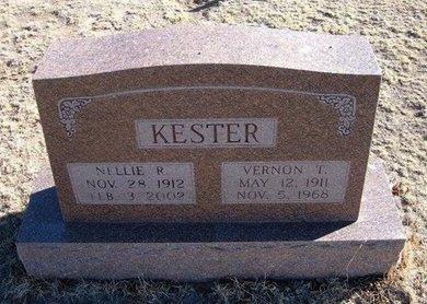 KESTER, VERNON T - Baca County, Colorado   VERNON T KESTER - Colorado Gravestone Photos