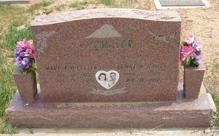 LEE KITZMILLER, MARY ELOICE - Baca County, Colorado | MARY ELOICE LEE KITZMILLER - Colorado Gravestone Photos
